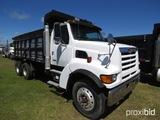 1999 Sterling L9500 Tandem-axle Dump Truck, s/n 2FZNNPYB8XAA25299: Detroit
