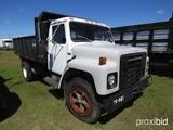 1988 International S1654 Single-axle Dump Truck, s/n 1HTLAZPM6JH610806 (Bon
