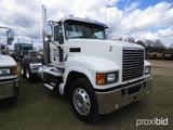 2017 Mack CHU613 Pinnacle Truck Tractor, s/n 1M1AN07Y7HM025340 (Title Delay