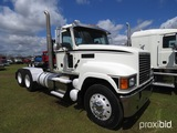 2013 Mack CHU613 Truck Tractor, s/n 1M1AN07Y5DM013889: MP8 550hp Eng., 10-s
