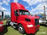 2012 Volvo D11 Truck Tractor, s/n 4V4M19DF5CN550632: S/A, 365hp, Eaton Full