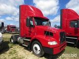 2012 Volvo D11 Truck Tractor, s/n 4V4M19DF3CN550662: S/A, 365hp, Eaton Full