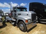 2010 Mack CHU600 Truck Tractor, s/n 1M1AN09Y2AM006794 (Rebuilt Title): Odom