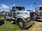 2010 Mack CHU600 Truck Tractor, s/n 1M1AN09Y4AM006795 (Rebuilt Title): MP8