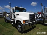 2009 Mack CHU613 Truck Tractor, s/n 1M2AN09Y59N003714: T/A