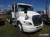 2009 International ProStar Truck Tractor, s/n 3HSDBSJRX9N140606: T/A, 6x4,