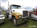 2007 Mack CHN613 Truck Tractor, s/n 1M1AJ06Y47N008498 (Title Delay): T/A, M