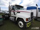 2005 Mack CH613 Truck Tractor, s/n 1M1AA13Y25N157788: Day Cab, 10-sp., Wet