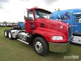 2005 Mack Vision CXN613 Truck Tractor, s/n 1M1AK06Y55N004339: AC380/410 Eng