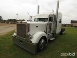2005 Peterbilt 379 Truck Tractor, s/n 1XP5DB9X15N860701: Ext. Hood, Cat C15