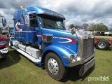 2004 Freightliner Coronado Truck Tractor, s/n 1FUJCRAV64PN28903: Sleeper, 9