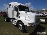 2002 International 9200o Truck Tractor, s/n 3HSCEAXR92N046842