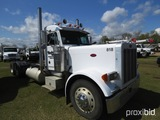2000 Peterbilt 379 Truck Tractor, s/n 1XP5DB9X3YN500818: Day Cab, 13-sp.