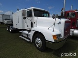 1999 Freightliner Truck Tractor, s/n 1FUYDSEB0XDA43636: Sleeper, Super 10 T