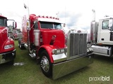 1997 Peterbilt 379 Truck Tractor, s/n 1XP5DB9X5VN417967 (Rebuilt Title): Ca