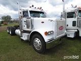 1996 Peterbilt 379 Truck Tractor, s/n 1XP5DB8X5TN387514: Day Cab, 10-sp., W