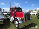 1990 Peterbilt 379 Truck Tractor, s/n 1XP5DB9X1L11293256