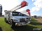 2007 Freightliner Business Class M2 Bucket Truck, s/n 1FVHCYDC17HX08500: T/