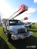 2007 Freightliner Business Class M2 Bucket Truck, s/n 1FVHCYDC47HX08507: T/
