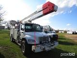 2007 Freightliner Business Class M2 Bucket Truck, s/n 1FVACYDC27HX27557: Al