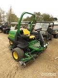 John Deere 8000 E-Cut Hybrod Golf Course Mower, s/n TV80EHX020033: 80