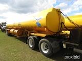 Isometrics 8000-gallon Fuel Tank, s/n 572FS002 (No Title - Bill of Sale Onl