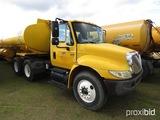 2002 International 4400 Truck Tractor, s/n 1HSMKAAN32H541891 (Not Actual Mi
