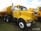 1998 International Truck Tractor, s/n 1HSHCAARXWH590206: T/A, 1 Single Pull