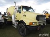 2005 Sterling Concrete Truck, s/n 2FZHAWDA25AU20024: Cat C9 Eng., 8LL, 46K
