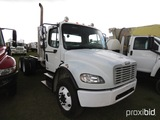 2004 Freightliner M2 Cab & Chassis, s/n 1FVHCYCS44HM12942: Mercedes Eng., O