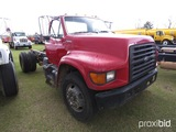 1998 Ford F-Series Cab & Chassis, s/n 1FDXF80E4WVA12778: 6-sp.