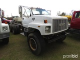 1997 GMC C8500 Cab & Chassis, s/n 1GDT7H4J4VJ501321: Diesel Eng., Auto, T/A