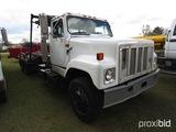 1995 International 2000 Rolloff Truck, s/n 1HTGGAHT6SH661053: Cummins M11 E