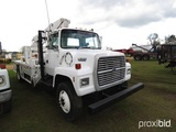 1990 Ford L8000 Truck, s/n 1FDXR8XA6MVA06091 (No Title - Bill of Sale Only)