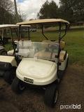 2014 EZGo TXT48 Electric Golf Cart, s/n 3067527 (No Title): 48-volt, Windsh