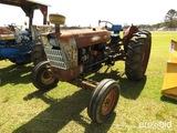 Ford 7000 Tractor, s/n C419027: 2wd, Diesel