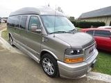 2013 GMC Savana Explorer SE Limited Custom Van, s/n 1GDW7LCG1D1182481: 9-pa