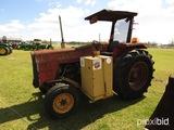 Massey Ferguson 283 Tractor, s/n 809074: 2wd, 2-post Canopy, Diesel, Tiger
