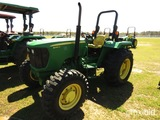 John Deere 5065E MFWD Tractor, s/n 1PY5065ECEB016475: Meter Shows 1580 hrs