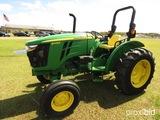 John Deere 5045E Tractor, s/n 1PY5045ECF3114379: 2wd, Rollbar, Hyd. Remote,