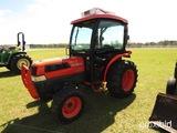 2005 Kubota L4630D MFWD Tractor, s/n 34785: C/A, Heat, Left Hand Reverser,