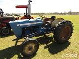 Ford 3000 Tractor, s/n B914779: 2wd, Diesel