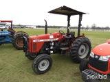 Massey Ferguson 451 Tractor, s/n 150822: 2wd, Diesel, Canopy