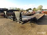 Wallace Hydraulic Tilt Trailer, s/n SALB3527000980192: 35-ton, Model SALB35