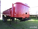 Taylor R66 20' Dump Trailer, s/n T3473 (No Title - Bill of Sale Only): 13-1
