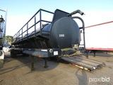 2006 Eagle Vacuum Trailer, s/n 5AGEV42256S399701