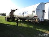 Atco Tank Co. Hot Oil Trailer Trailer, s/n 4807 (No Title - Bill of Sale On