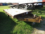 Totem All Trailer (No Title - Bill of Sale Only): Pintle Hitch, 16' with 5'
