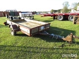 Old Reliable T480 4x5 Utility Trailer (No Title - Bill of Sale Only)