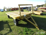 Dexter Wagon (No Title - Bill of Sale Only): 10-ton, Pintle Hitch, Michelin